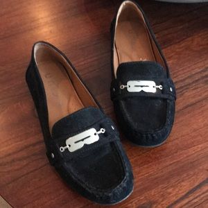Unisa Suede Driving Shoes